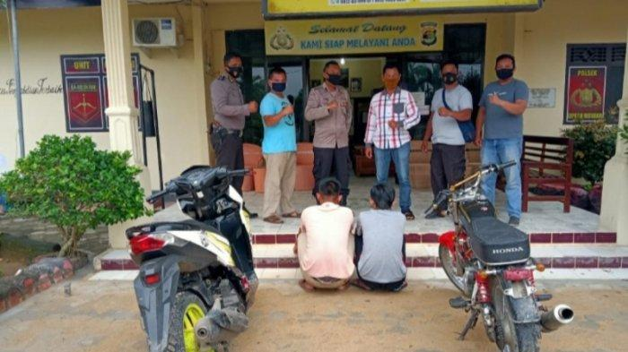 2 Rekan Begal Motor di Seputih Mataram Ditangkap kurang dari 24 Jam Setelah Beraksi
