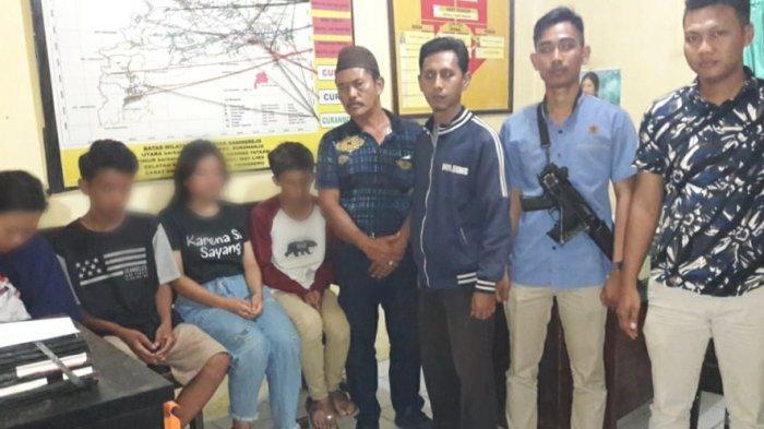 Pernikahan Tak Direstui, Dua Sejoli Remaja di Lampung Kabur dan Tinggal di Kosan