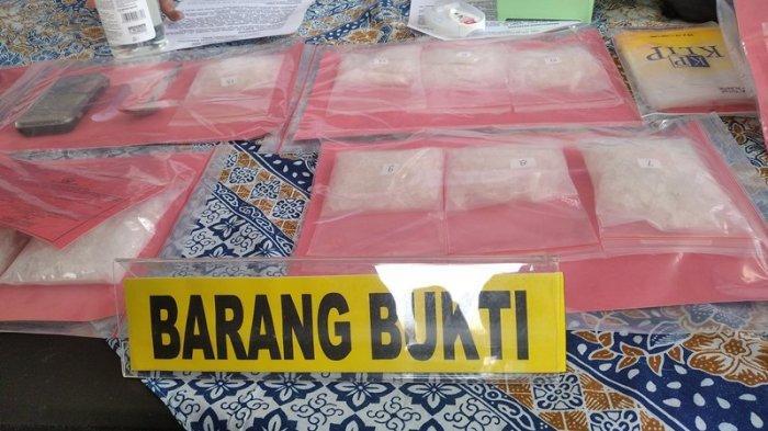 2 Tersangka Bandar Sabu Jaringan Aceh, Polisi Buru 1 Orang DPO