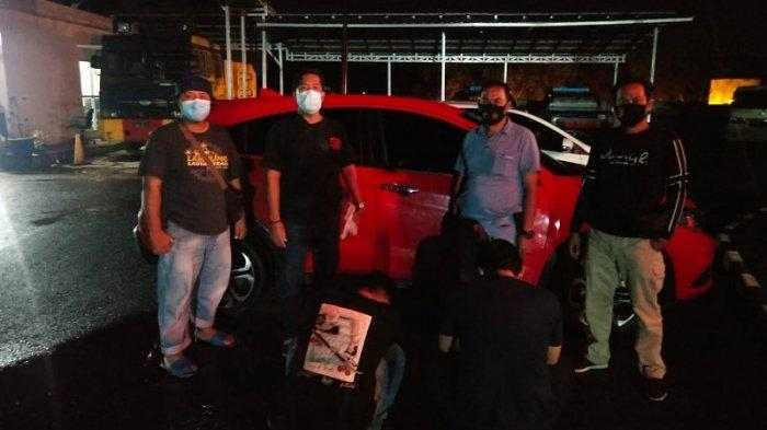 2 Warga Bandar Lampung Dibekuk Kedapatan Nyabu di Hotel Lampung Utara, Polisi Juga Dapati Softgun