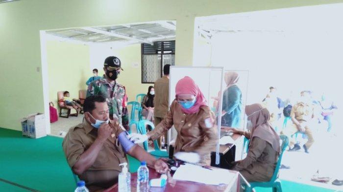 20 Warga Tulangbawang Lampung Gagal Divaksin Covid-19
