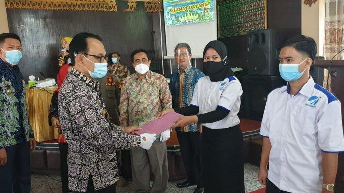 213 Warga Lampung Telah Bekerja di 21 Perusahaan, Program Pemagangan Dalam Negeri Disnaker