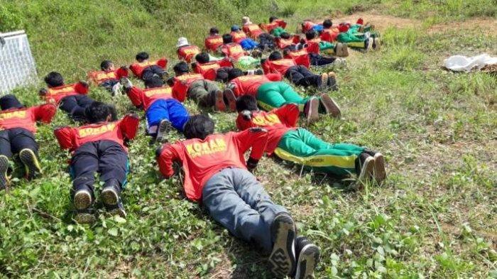 25 Pemuda di Pringsewu Ikuti Diksar Kokam
