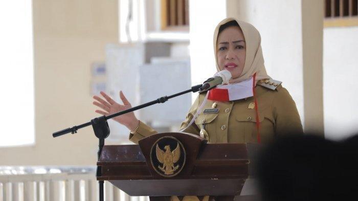 30 Nakes RSUD Menggala Lampung Terpapar Covid-19, Bupati Winarti Ingatkan Warga Patuhi Prokes