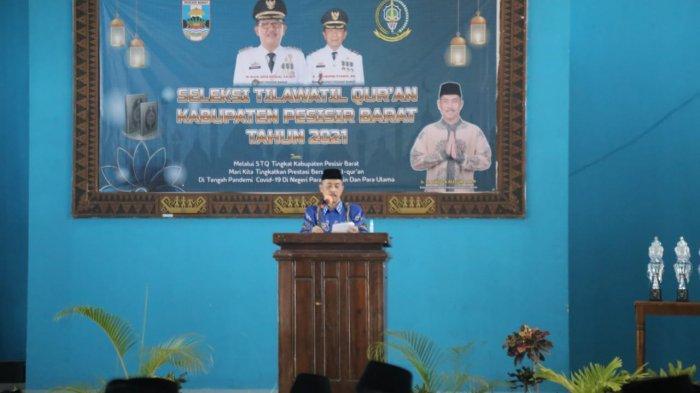 276 Peserta Ikuti STQ di Pesisir Barat Lampung