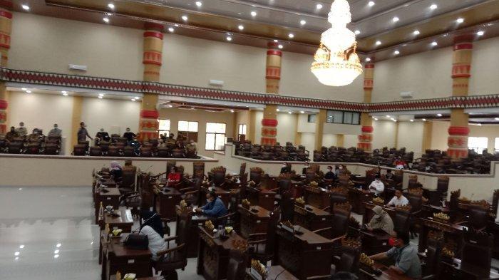 Tak Mau Dipimpin Wiyadi, 29 Anggota DPRD Bandar Lampung Tolak Ikut Rapat Paripurna