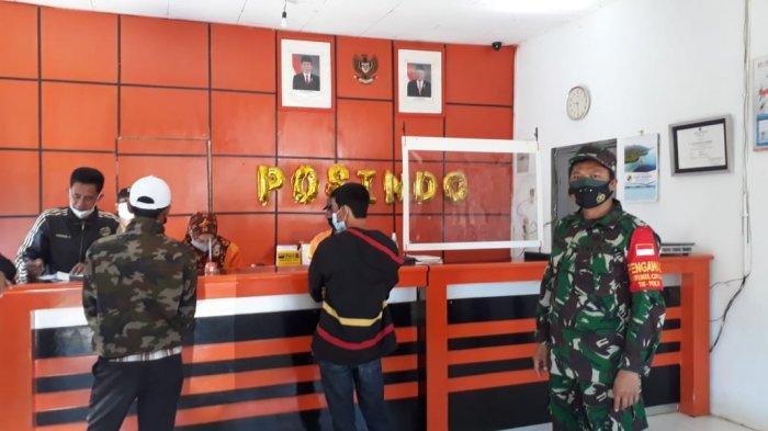 295 KPM di Tugu Sari Lampung Barat Terima BST Tahap 4 dan 5
