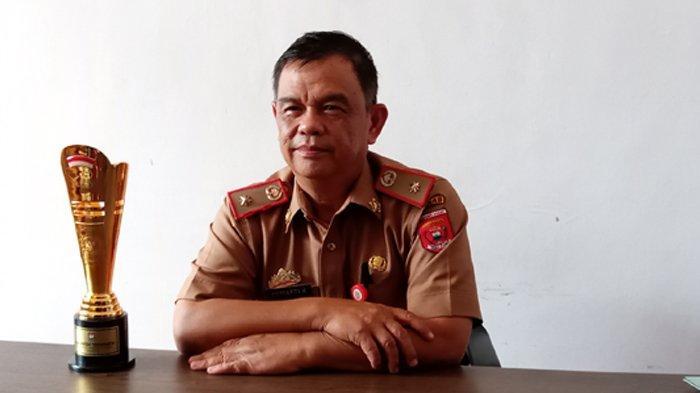 3 OPD di Lampung Barat Diberikan Penghargaan Atas Kontribusi Inovasi