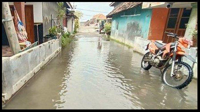 Ilustrasi banjir. Simak arti mimpi banjir.