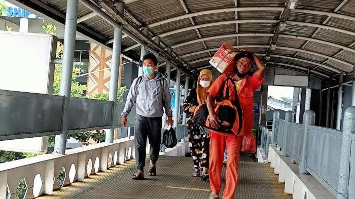 3 Syarat Menyeberang di Pelabuhan Bakauheni Lampung, Bawa Surat Vaksin hingga Surat Sakit