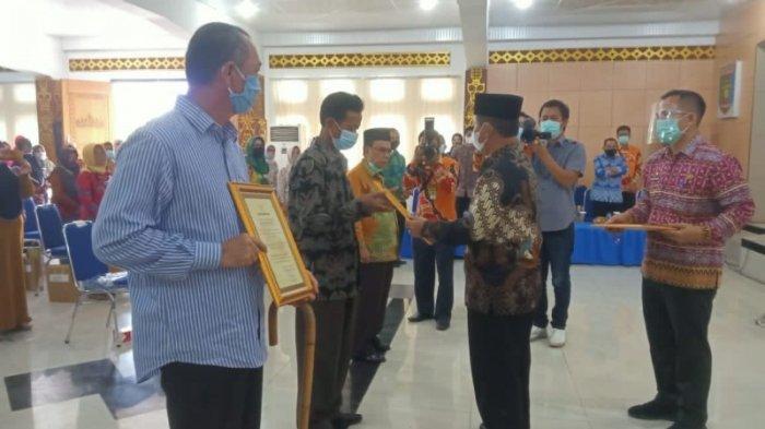 306 PNS di Lampung Utara Pensiun, Paling Banyak Fungsional Guru