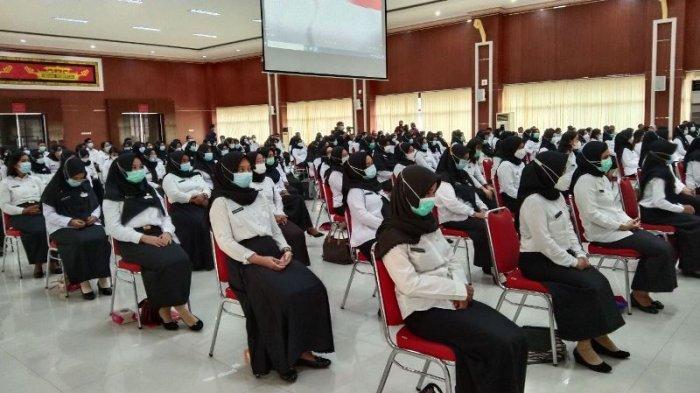 341 CPNS Bandar Lampung Tahun 2019 Terima SK