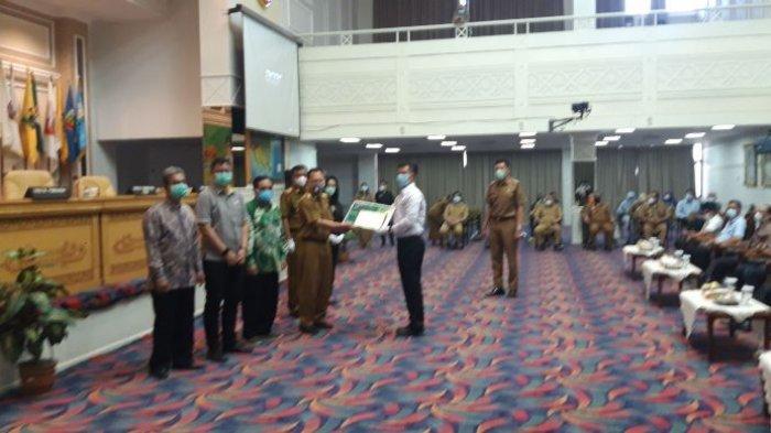 350 Peserta Magang Resmi Ikuti Program Pemagangan di 28 Perusahaan di Lampung