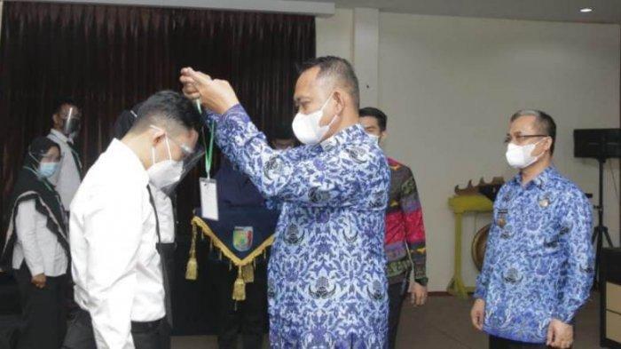 Wabup Fauzi Ingatkan PNS di Pringsewu Lampung Harus Jadi Panutan Masyarakat