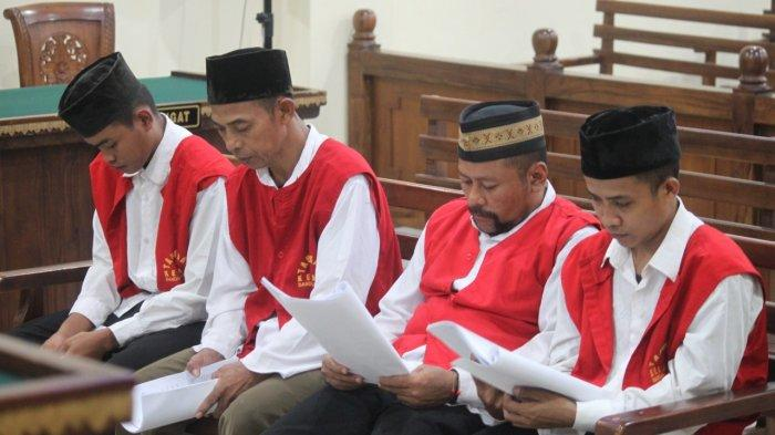 4 Tersangka Kerusuhan Register 45 Mesuji Jalani Sidang Perdana, Ini Kata Jaksa Penuntut Umum