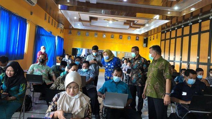 Sebanyak 4.228 Siswa Akan Diterima di Tahun Ajaran 2021/2022 di Lampung Utara