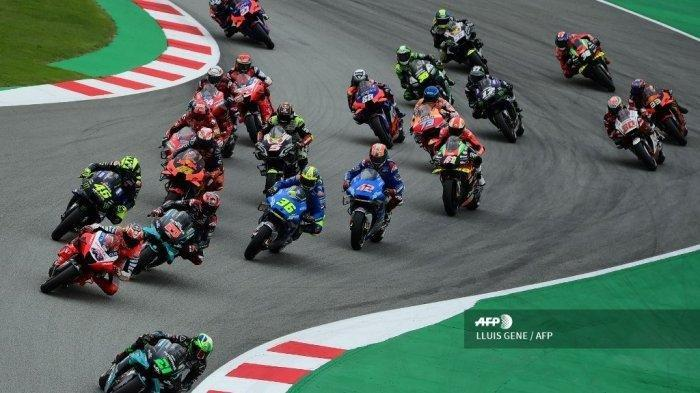 Jadwal Motogp 2021, Fabio Quartararo Pimpin Klasemen Sementara, Rossi Tertinggal Jauh