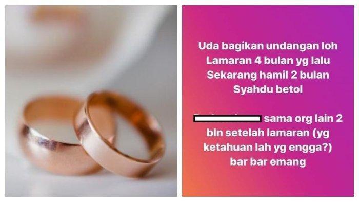Selingkuh dengan 3 Pria, Wanita Hamil Gagal Nikahi Pacar Jelang Akad, Bingung Siapa Bapak Si Bayi