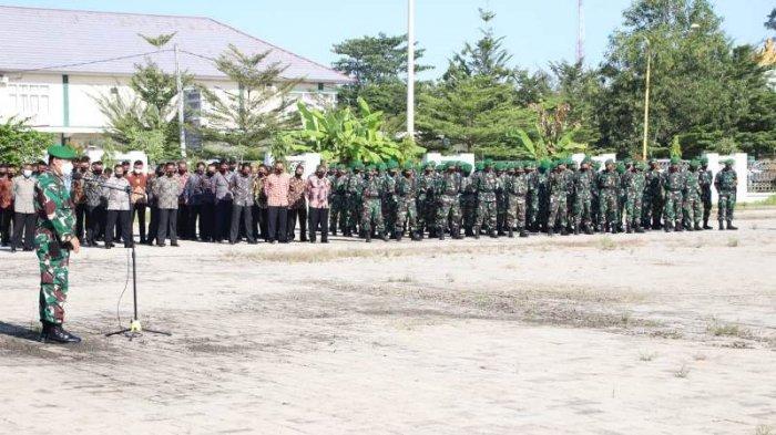 500 Personel Siap Amankan Kunjungan Wapres Ma'ruf Amin ke Pringsewu