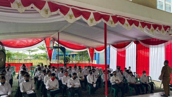 CPNS Lampung, 56 Peserta Tidak Hadir Hari Pertama Tes SKD Pringsewu