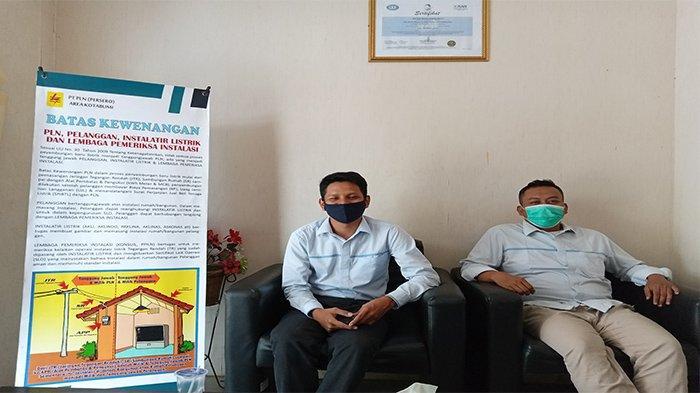Pemeliharaan Jaringan Listrik, 6 Kecamatan Lampung Barat Alami Pemadaman