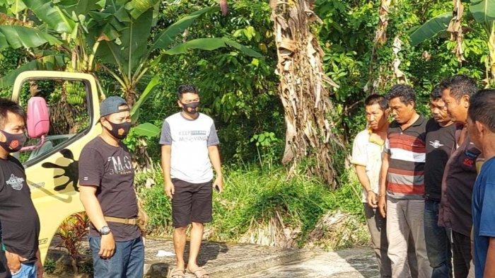Bawa Kayu Sonokeling, 6 Tersangka Illegal Logging Diamankan Polsek Pulau Panggung