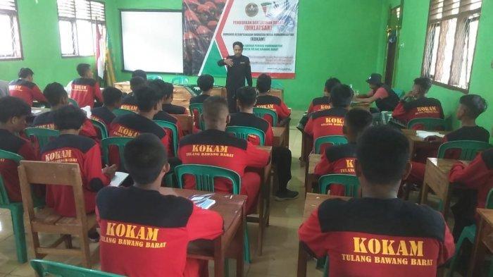 63 Peserta Ikut Diklatsar Angkatan Muda Muhammadiyah Tubaba