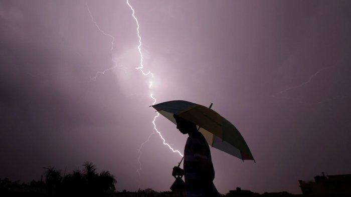 Prakiraan Cuaca BMKG Lampung, Waspada Hujan Lebat dan Angin Kencang saat Libur Tahun Baru