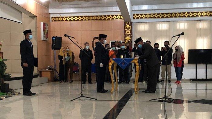 7 Pejabat Eselon II di Lampung Utara Dimutasi