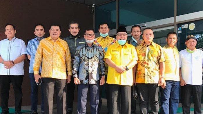 8 Balonkada di Lampung Sowan ke Ketum PAN Zulkifli Hasan