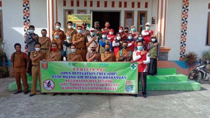 8 Pekon dan 1 Kelurahan di Lampung Barat ODF
