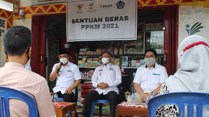 8.992 Warga Kota Metro Lampung Terdampak PPKM Terima Bantuan