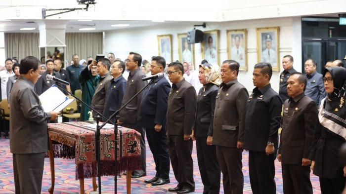9 Kepala Dinas Kena Teguran Keras dari Gubernur Arinal Djunaidi, Berikut Nama-namanya