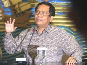 Mahfud MD Menanti 'Pinangan' dari Parpol Besar