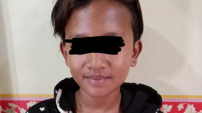 ABG 15 Tahun Diringkus Gara-gara Bobol Warung