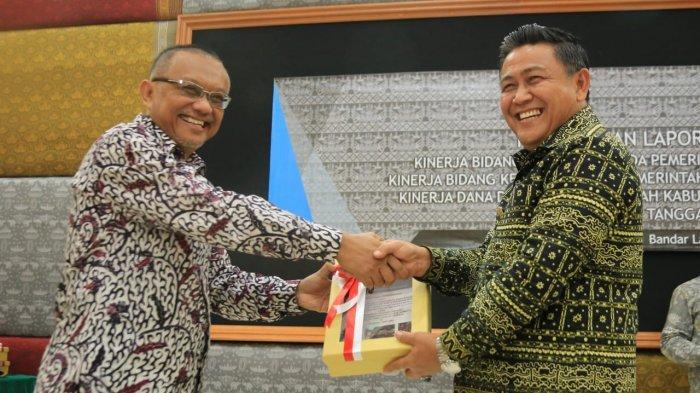 Pemprov Sambut Baik Laporan Hasil Pemeriksaan BPKP untuk Peningkatan Pelayanan ke Masyarakat