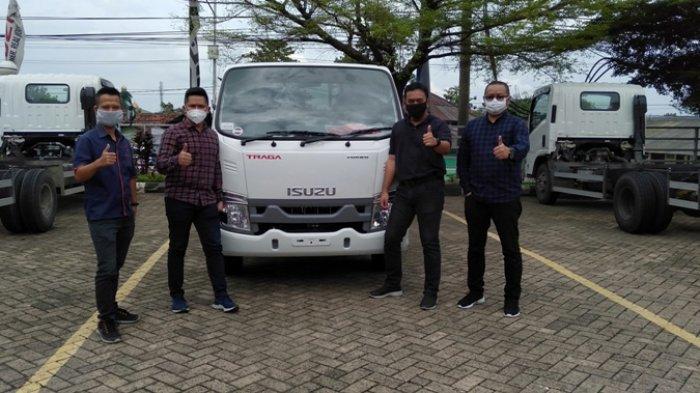 ACC Lampung Berikan Paket Spesial Isuzu Pick Up Traga Turbo