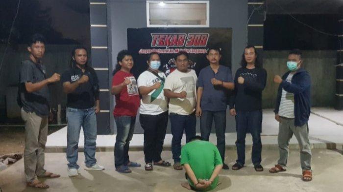 Rental Minibus Merah, Pria Asal Lampung Tengah Gadaikan Mobil Cuma Rp 9 Juta