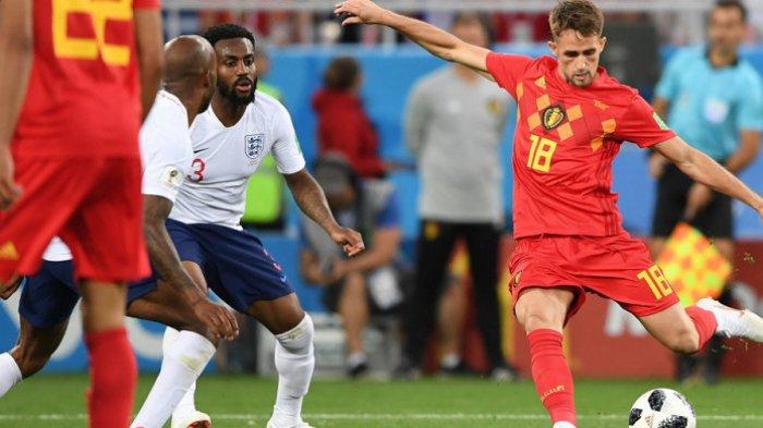 Perancis vs Belgia - Live Semifinal Piala Dunia 2018, Tonton Live Streaming Lewat Cara GRATIS Ini