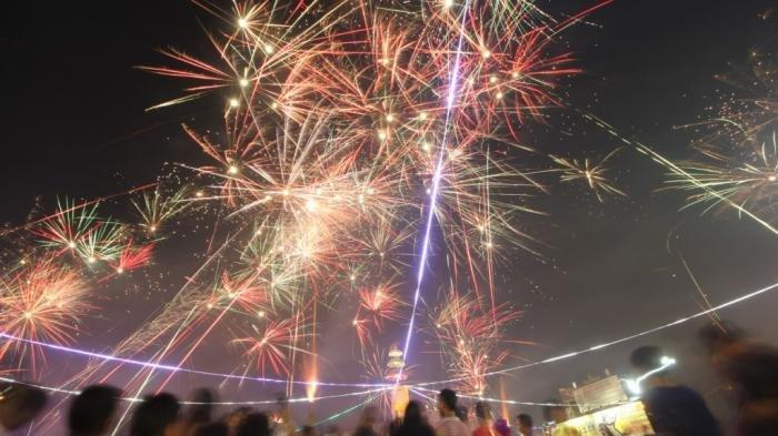 Agenda Malam Tahun Baru di Bandung, 4 Hotel Ternama Siapkan Pesta Kembang Api hingga Carnival Party