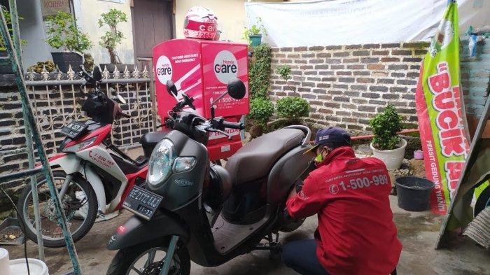 Armada Honda CARE Siap Bantu Konsumen