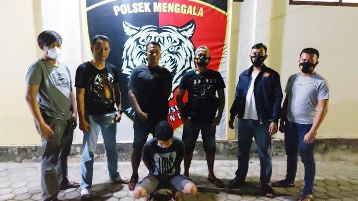 Beraksi Depan SPBU Terminal Menggala Lampung, Tersangka Curas Ditangkap Polisi