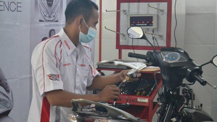 Tingkatkan Kualitas Pendidikan Vokasi, AHM Revitalisasi TUK di SMK Mitra Binaan