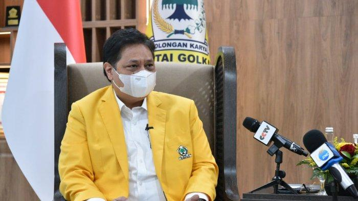 Airlangga Hartarto Harap Golkar Institute Luluskan Pemimpin Teknokrat