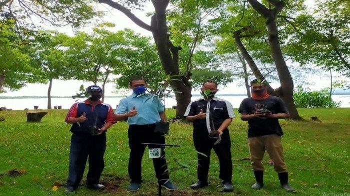 Peringati Hari Air Sedunia, Grand Elty Lakukan Tanam Pohon di Area Resort