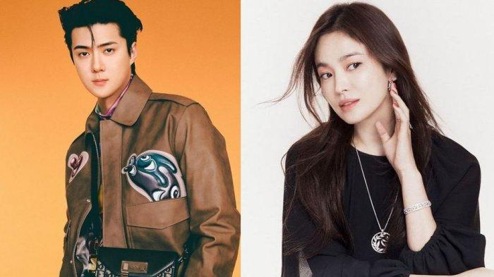 Drama Korea Now We Are Breaking Up, Sehun EXO Adu Akting dengan Aktris Song Hye Kyo