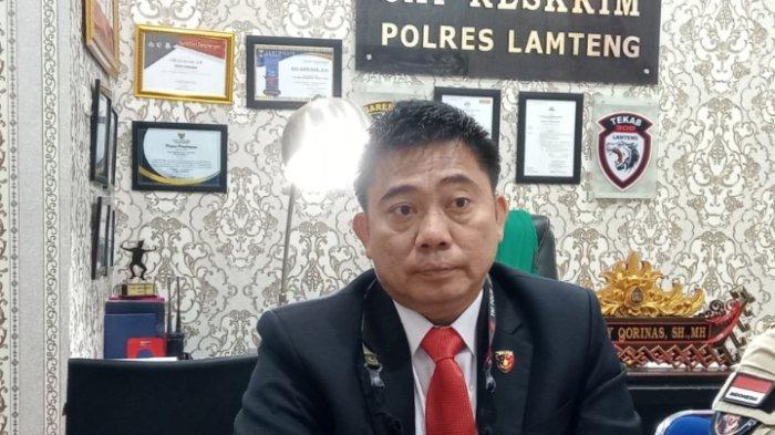 Polisi Olah TKP Penemuan Jasad Kakek di Terbanggi Besar Lamteng