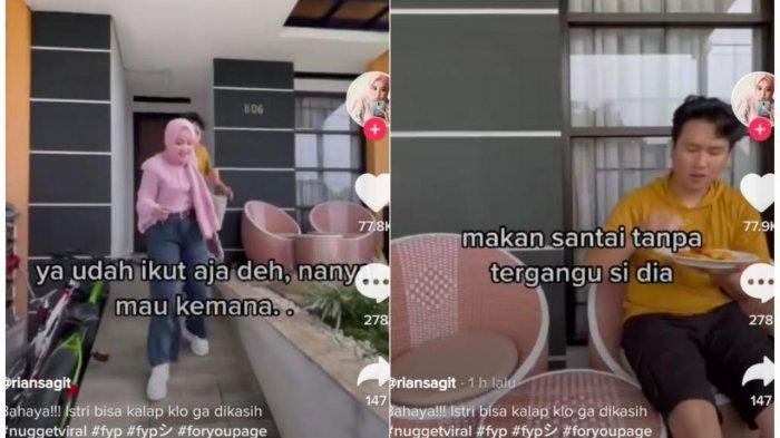 Viral, Aksi Balas Dendam Istri Kepada Suami