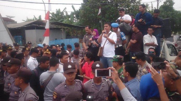 Polresta Siagakan 500 Personel Jaga Kantor Bawaslu