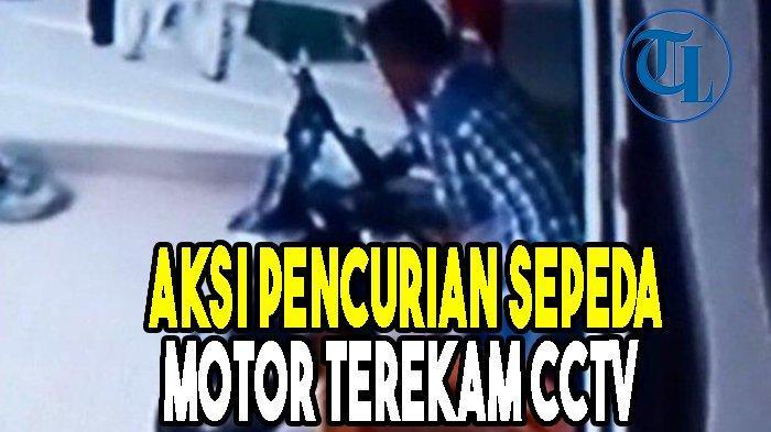 Motor yang Dicuri Maling di BKP Ternyata Milik Tamu, Yogi: Mereka Habis Beli Makan